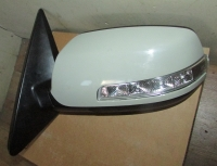 Зеркало Киа Соренто (2009-2014) электрическое, с обогревом, с автоскладыванием L