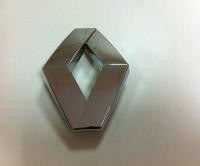 Эмблема крышки багажника Рено Каптюр (2016-) хром