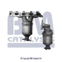 Коллектор выхлопной Астра H, Мерива, Зафира Б, Вектра С 1.6 (Z16XEP) с катализатором