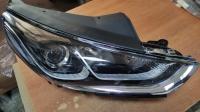 Фара Hyundai Sonata (2017-2019) галогеновая R