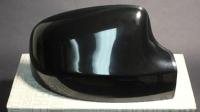 Кожух зеркала Рено Логан 2, Сандеро 2 (2014-), Ларгус, без поворотника, черный, R