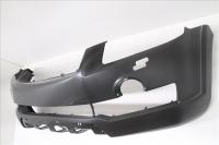 Бампер Шевроле Каптива (2007-2010) передний, для фароомывателя