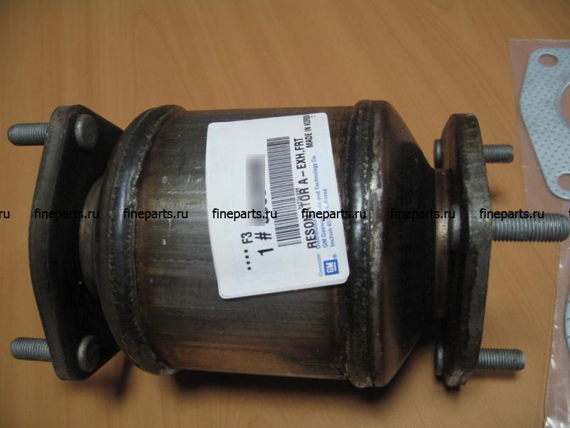 катализатор для chevrolet aveo t250