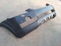 Бампер Шевроле Каптива (2007-2010) передний, для фароомывателя, для парктроника