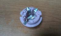 Патрон лампы MERCEDES W210, W220, W215 (розовый, 21/4Вт)