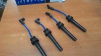 Провода высоковольтные NEON, SEBRING, VOYAGER, STRATUS, JEEP CHEROKEE, Mitsubishi ECLIPS 2.0-2.4 16V