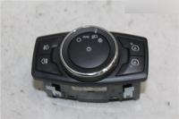 Переключатель света FORD FOCUS 3 (2011-), для ПТФ, с автосветом и автокорректором (для ксенона)