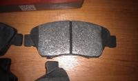 Колодки передние Хонда СивикVIII GIBRID (06-) 1.3-1.4