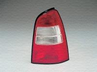 Фонарь задний Вектра Б (1996-1999) караван, светлый R
