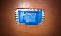 Блок управления свечами накаливания Опель, дизельные моторы 1.3 и 1.9 (Z13DTH, Z19DTH) синий разъем