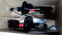 Амортизатор передний NISSAN X-TRAIL (T31, 2007-), QASHQAI (2007-), RENAULT KOLEOS (2008-) (компл)