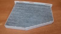 Фильтр вентиляции салона VAG A3/EOS/GOLF/PASSAT/TOURAN/OCTAVIA/SUPERB/YETI (2003-) угольный