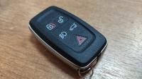 Корпус ключа замка зажигания Range Rover Sport 5кн