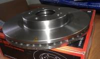 Диски тормозные MITSUBISHI GRANDIS II 2.4 бенз, 2.0 диз передние, вентил. (290х46, 5отв)