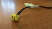 Разъем замка крышки багажника Вектра С